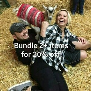 Other - 20% discount when you bundle 2+ items!